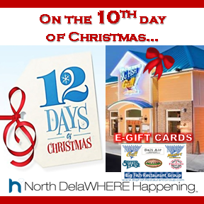 12 DAYS OF XMAS - DAY 10 BIG FISH RESTAURANT GROUP