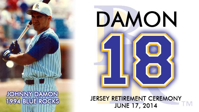 Johnny_Damond_Jersey_Retirement_BlueRocksBaseball_MILB