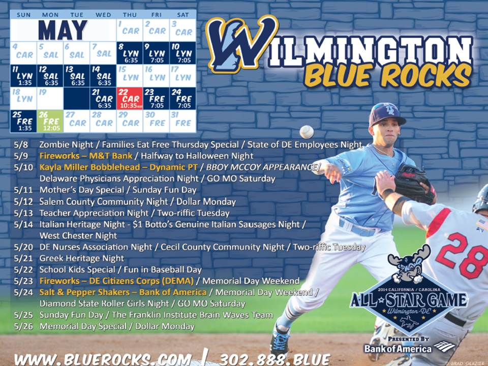 May Preview Updated Blue Rocks