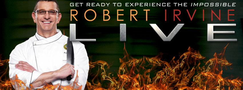 Robert Irvine Live at The Grand Wilmington