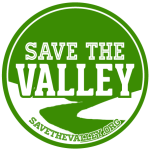 Save the Valley logo