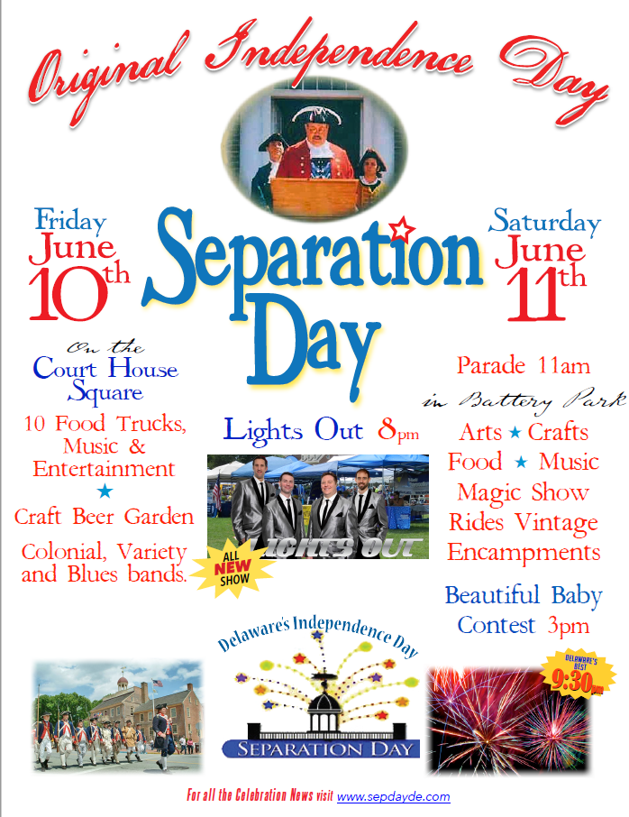 Separation Day 2016