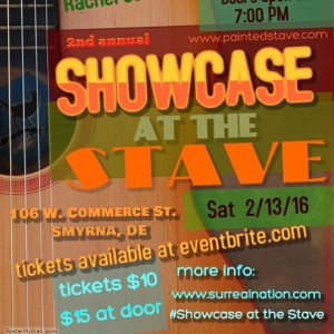 Showcase at Painted Stave