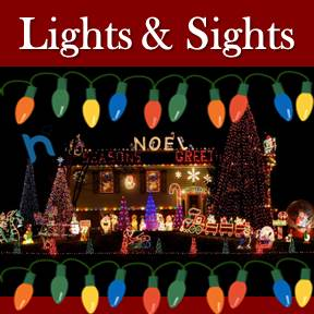 Lights & Sights Delaware - Happening Holidays