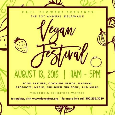 Delaware Vegan Festival 2016