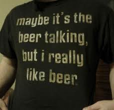 Beer Talking T-Shirt