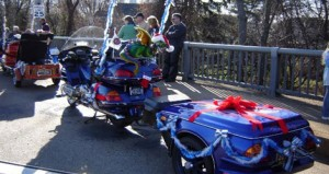 Elsmere Delaware Christmas Parade Dec2012