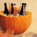 thanksgiving pumpkin-decorating-DIY-beverages