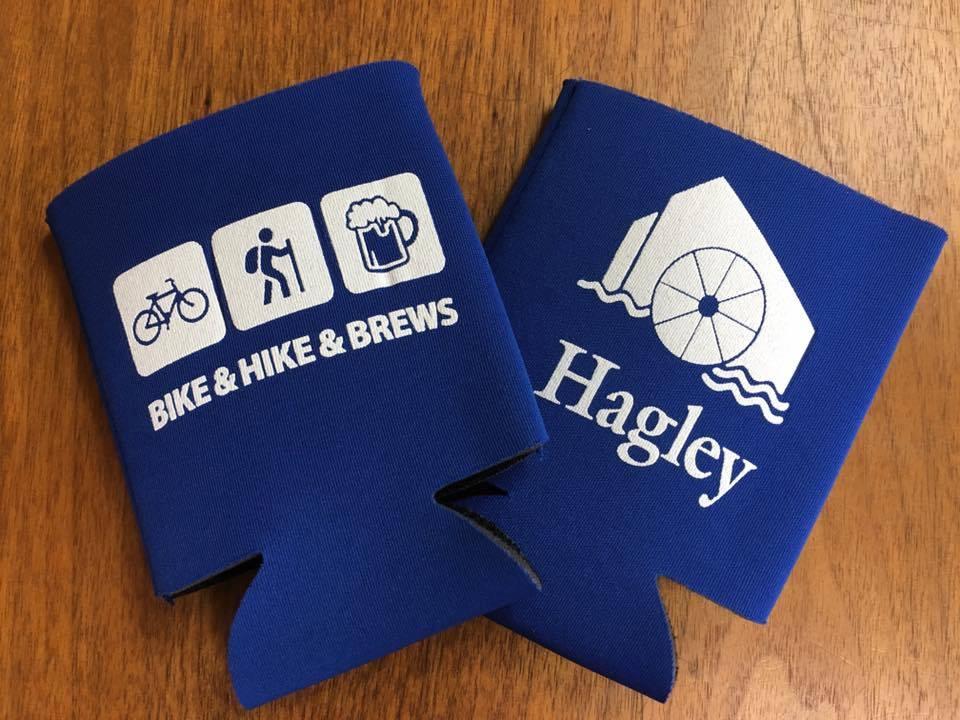 Bike Hike and Brews Hagley