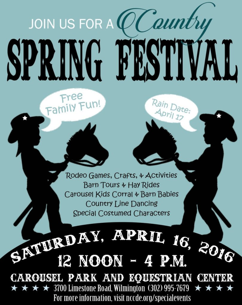 New Castle County Spring Festival