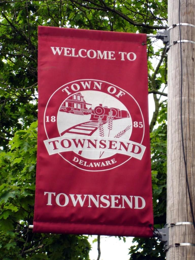 Townsend banner