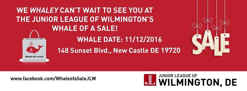 Whale of a Sale 2016