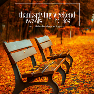 thanksgiving weekend events 2015